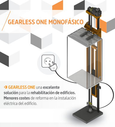 Gearless-One