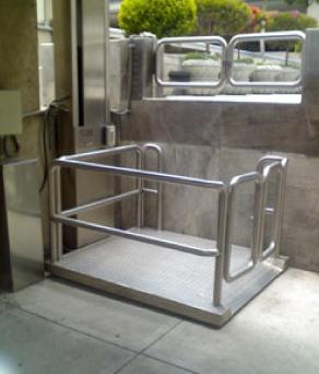 elevadores silla de ruedas
