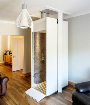 elevadores residenciales elevador en casaelevador en casa. Black Bedroom Furniture Sets. Home Design Ideas